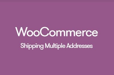WooCommerce Shipping Multiple Addresses 3.6.0 Extension