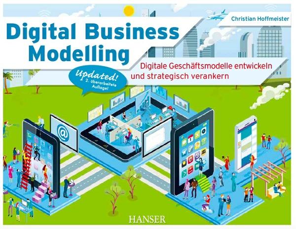 """PPT Vorlagen 2. Auflage """"Digital Business Modelling"""