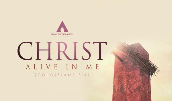 """Pastor Sam Emory 04-16-17am """" Christ Alive In Me """" MP4"""