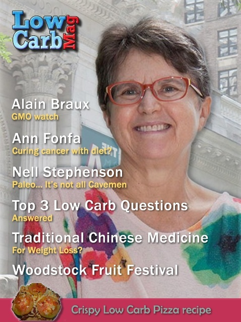 Low Carb Mag August 2015 - The Worlds Most Loved Low Carb Magazine