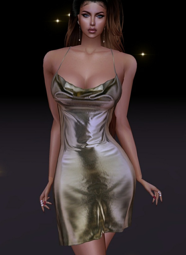 Oro Dress