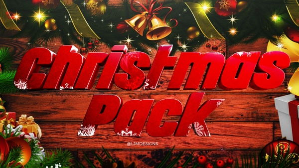Christmas Pack by LJM