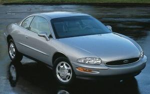 Buick Riviera 1995 - 1999 Service Workshop Repair Manual