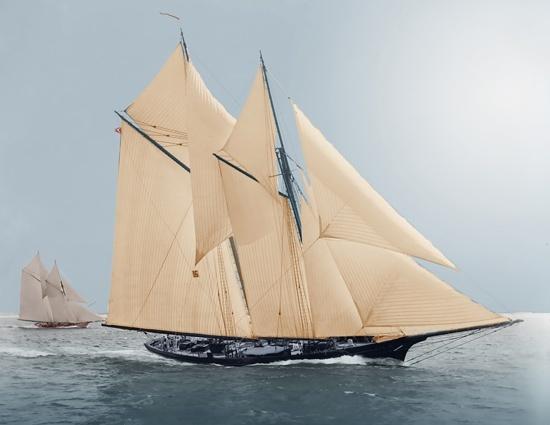 Notecard - Yacht Fortuna