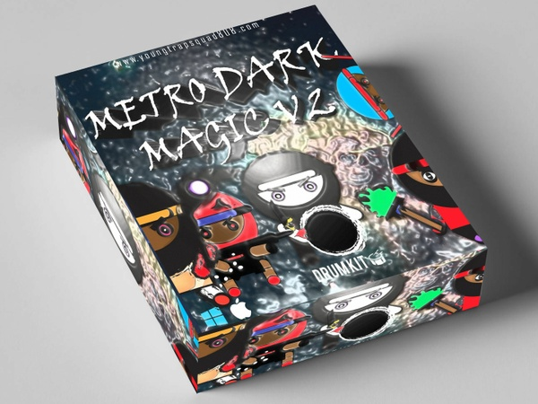 SOUNDKIT - METRO DARK MAGIC V2