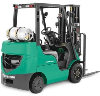 Mitsubishi Forklift FGC15N, FGC18N, FGC20N, FGC25N, FGC28N, FGC30N, FGC33N Service Manual