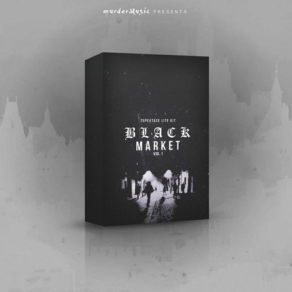 ZUPEKTASE LITE Kit - Black Market vol.1
