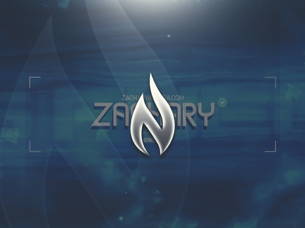 Red Zachary Header PSD