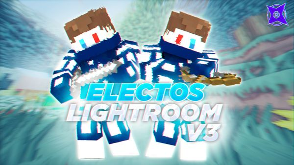 Electos Minecraft Lightroom V3 by electo.