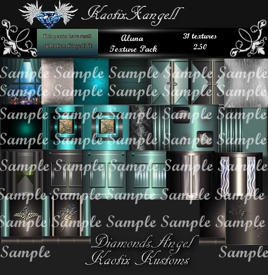 Aluna Texture Pack
