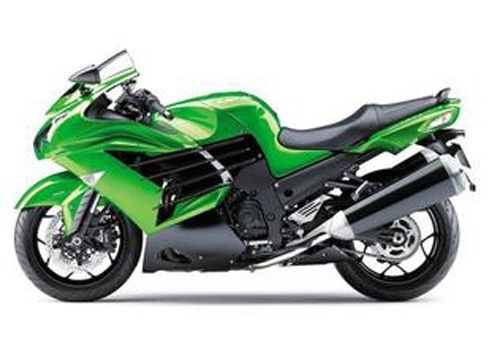 2012 Kawasaki ZZR1400 ABS / Ninja ZX-14R / Ninja ZX-14R ABS Service Repair Manual Download