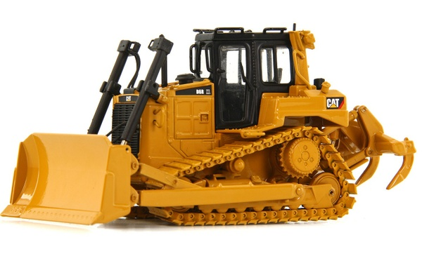 Caterpillar D6R Series III Track-Type Tractor STD, XL Differential Steering Parts Manual Download