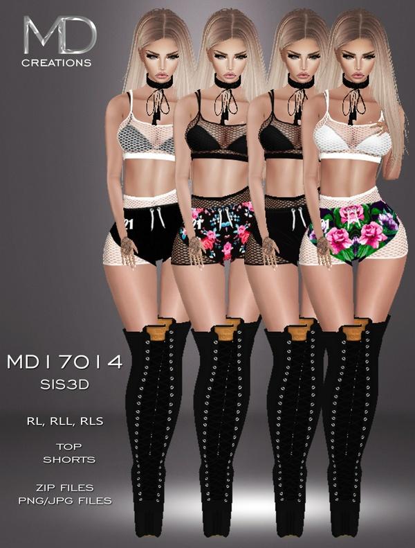 MD17014 - SIS3D