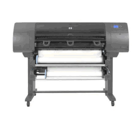 HP DesignJet 4500 Series Printer Service Repair Manual