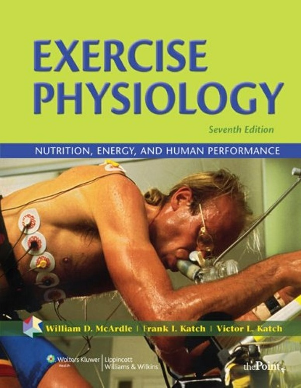 Exercise Physiology Nutrition, Energy, and Human Performance 7th edition ( PDF )