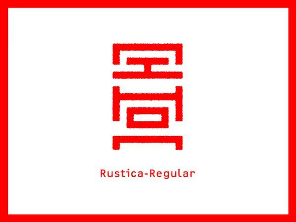 Nihon Rustica - Regular