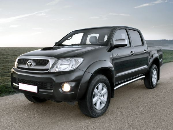 Toyota Hilux (2005-2013) Workshop Service Repair Manual