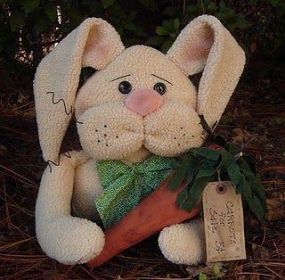 #204 Peter Rabbit E Pattern