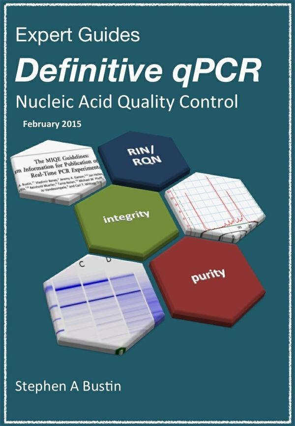 Definitive qPCR: Nucleic acid quality control
