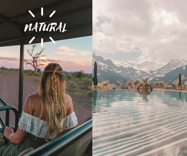 NATURAL LIGHTROOM PRESET PACK