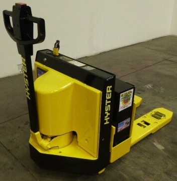 Hyster Electric Pallet Jack E135 Series: W60XT, W80XT Spare Parts List, EPC