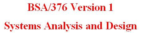 BSA376 Week 4 Work-Related Project Analysis Part 3