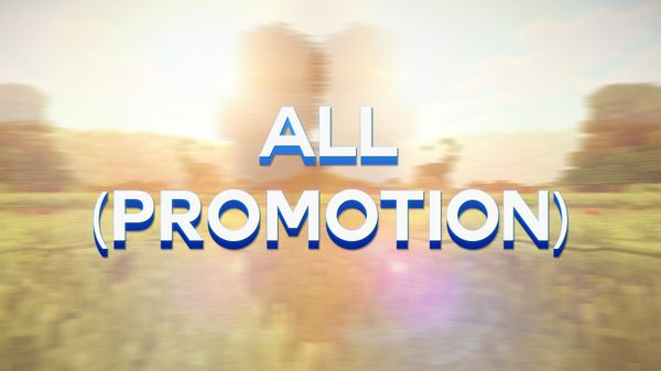 ALL (INTRO NORMALE + LOGO + BANNIERE) [PROMOTION] !!!