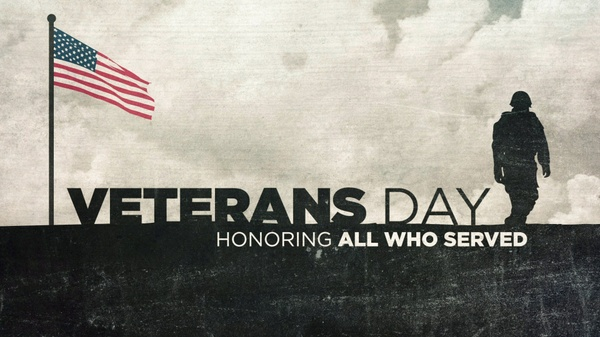 Veteran's Day Service 11-08-15am