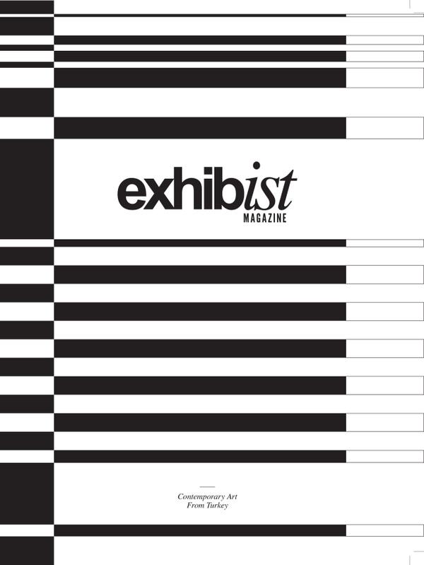 Exhibist Magazine Issue 11