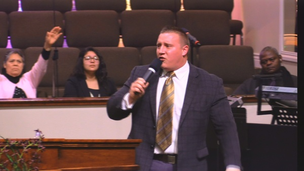 """Rev. Nathan Burks 03-05-17pm MP4 """" Worship Is In The Waste """""""