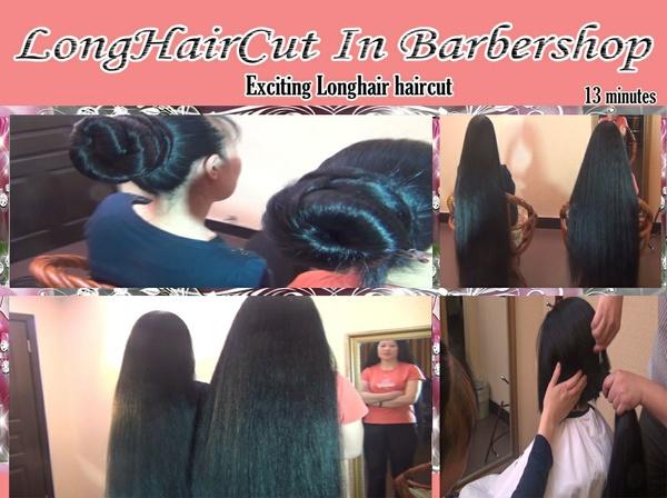 Exciting Longhair haircut