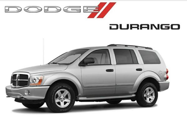 DODGE DURANGO 2006 FACTORY SERVICE MNUAL