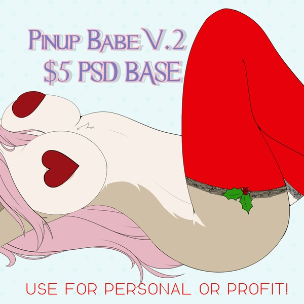 Pinup Babe V.2