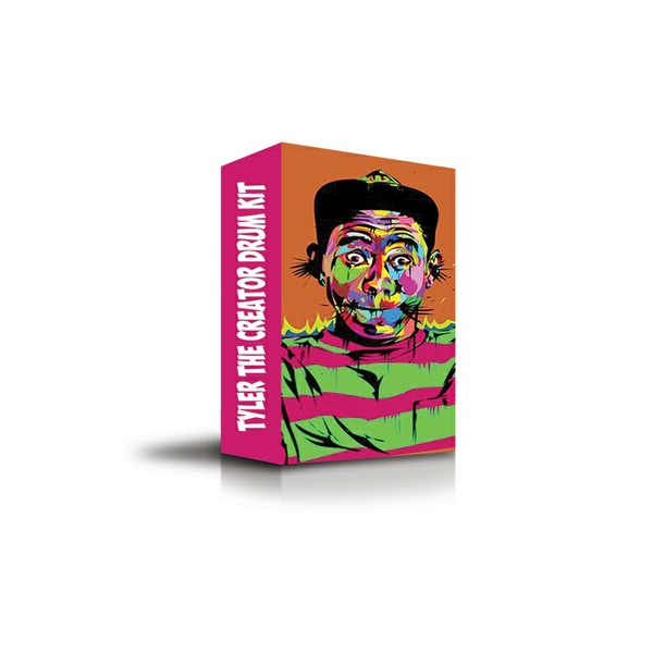 Official Tyler The Creator Drum Kit 2016