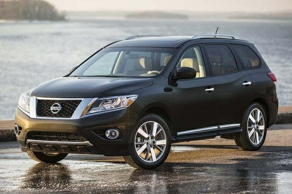 2016 Nissan Pathfinder-R52 OEM Service and Repair Manual