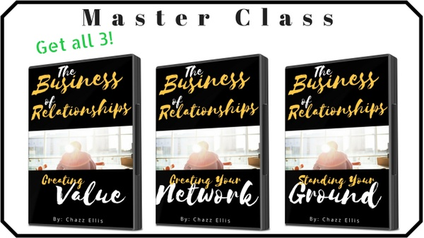 The Business of Relationships Masterclass