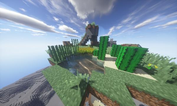 Custom Skyblock Island | AlexPGA