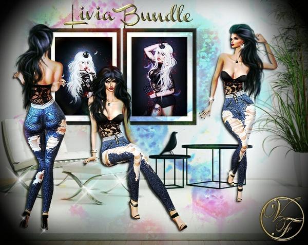 Sis3D - Livia Bundle (RL,RLS,RLL)