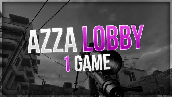 BO2 Azza Lobby 1 Game w/ Correct MB