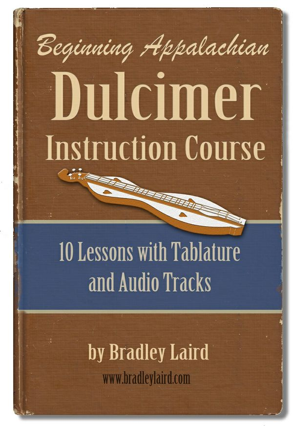 Dulcimer Instruction Course + MP3 Tracks