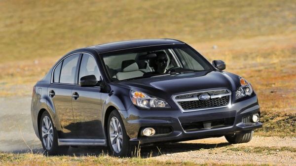 Subaru Legacy - Legacy Outback 2013 Factory Service Workshop repair manual