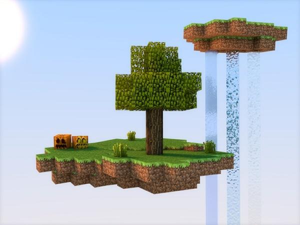 Minecraft Nature Pack Raky FX