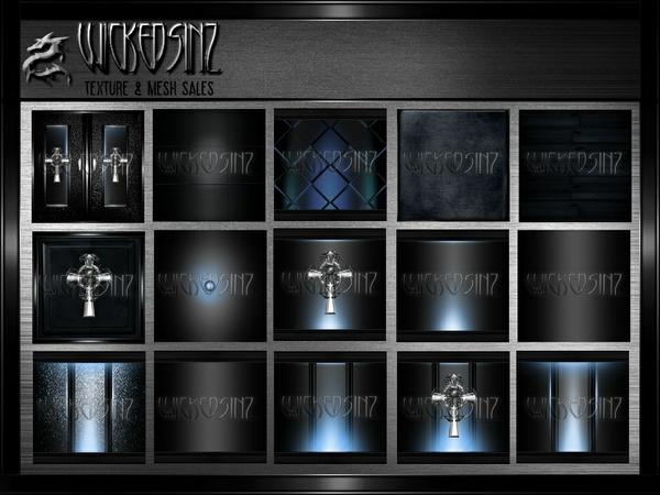 Wicked DreamZ - 26 Textures - $7.50