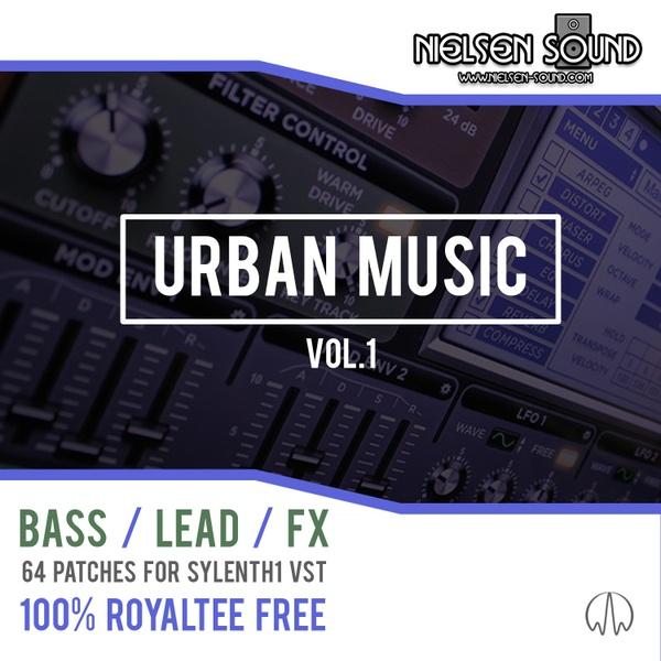 Urban Music for sylenth1