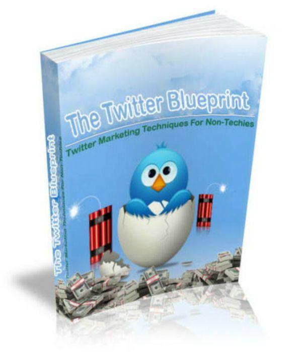 New! Twitter Profit Blueprint John Ellis ebook