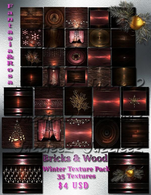 Jazziee2-Fantasia&Rosa bricks& wood