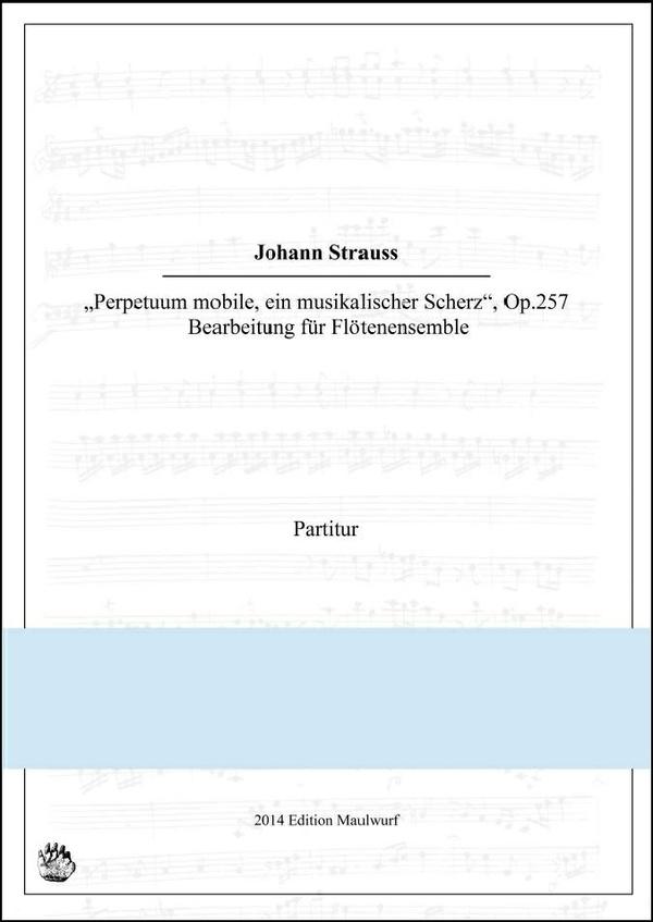 Perpetuum Mobile (Flötenensemble)