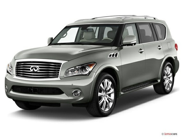 2011 INFINITI QX56 SERVICE REPAIR MANUAL