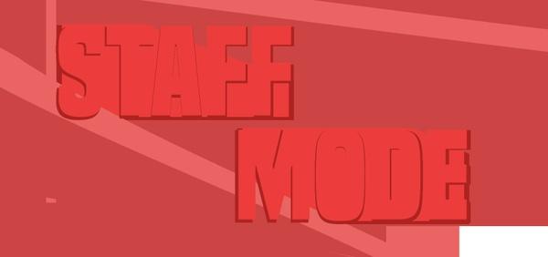 MC | Custom Staff Mode Plugin | 1.7+