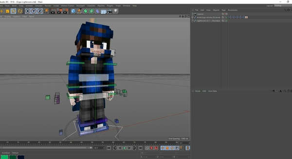 GIGA's Minecraft RIG FINAL RELEASE (INFINITE VERSION)